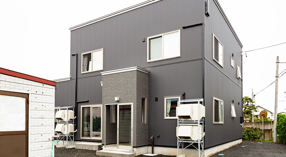 住宅新築施工事例